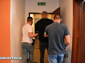 Gorzów Wielkopolski: policjanci zatrzymali mężczyznę poszukiwanego listem gończym