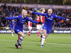 Piłka nożna kobiet: Chelsea z obroną mistrzowskiego tytułu