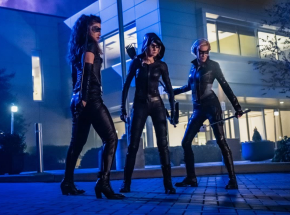 "The CW: ,,Green Arrow & The Canaries"" anulowane"
