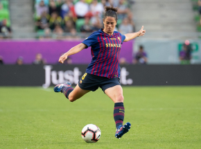 Piłka nożna kobiet: Copa de la Reina dla FC Barcelony!