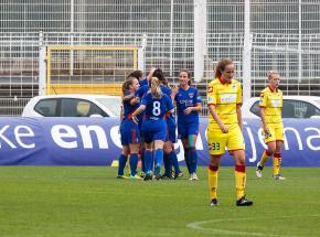 Piłka nożna kobiet: sensacja w Meppen, Agnieszka Winczo z golem