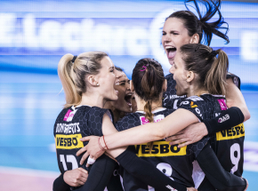 TAURON Liga: jednostronny mecz dla ŁKS-u, zadecyduje piąte spotkanie!