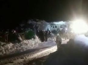 Rosja: 3 ofiary lawiny w ośrodku narciarskim pod Norylskiem