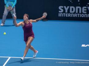 Tenis – WTA Abu Zabi: zwycięstwo Sabalenki na początek sezonu