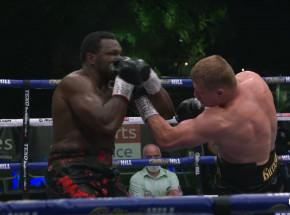 Matchroom Boxing: Dillian Whyte pokonuje Powietkina!