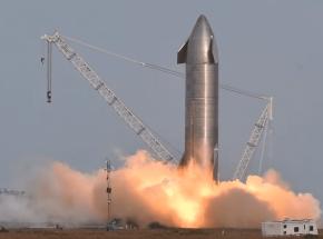 Opóźnienia w testach Starshipa. SN9 czeka na kolejną próbę silników Raptor [AKTUALIZACJA]