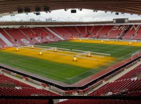 Premier League: Podział punktów na St Mary's Stadium
