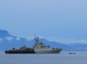 Chiny: przyjęto prawo zezwalające straży przybrzeżnej na ostrzał zagranicznych statków