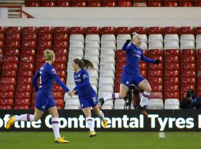 Piłka nożna kobiet: zwycięstwo Chelsea w meczu na szczycie angielskiej FA WSL