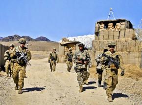 USA planują wycofanie wojsk z Afganistanu do 11 września