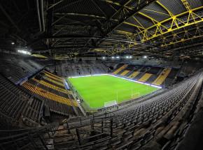 Bundesliga: Borussii Dortmund dopisało szczęście na Signal Iduna Park