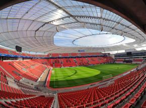 Bundesliga: siedem goli na Bay Arena w Leverkusen.