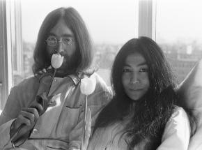 Dokument Johna Lennona i Yoko Ono dostępny po 50 latach