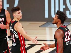 NBA: Heat pokonali Knicks, poważna kontuzja George'a
