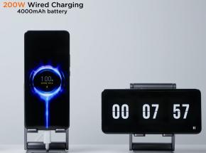 Xiaomi – 100% naładowania baterii smartfona w 8 minut
