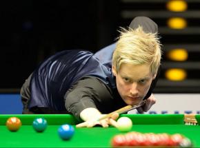 Snooker - Gibraltar Open: sensacyjna porażka Robertsona i słaba postawa Filipiaka