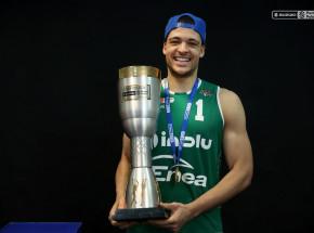 Koszykówka: Iffe Lundberg w CSKA Moskwa