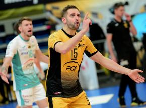 Liga Mistrzów CEV: półfinał nie dla Skry!