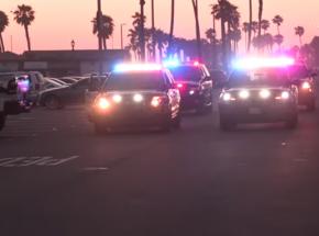 Los Angeles: prawie 150 aresztowanych na imprezie promowanej na TikToku
