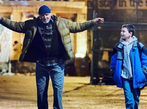 "Sylvester Stallone jako emerytowany superbohater na planie ,,Samaritan"""