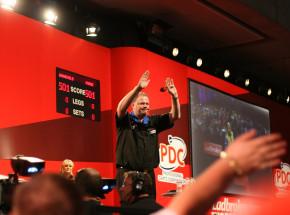 Dart: van Barneveld i Clayton zwycięzcami Players Championship