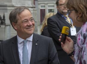 Niemcy: Armin Laschet nowym przewodniczącym CDU