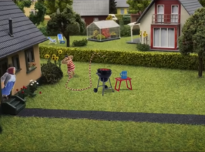 Kontrowersyjna produkcja dla dzieci wyemitowana w duńskiej telewizji
