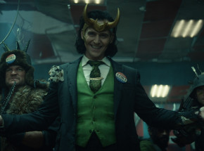 """""""Loki"""": nowe zdjęcie z planu i inspiracja """"Teletubisiami"""""""