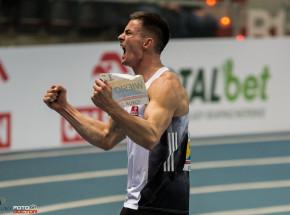 Lekkoatletyka - HME: Paweł Wiesiołek z brązowym medalem wieloboju!