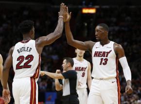 NBA: wielkie zwycięstwo Heat, Blazers przegrali z Suns