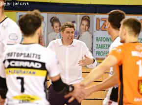 PlusLiga: Robert Prygiel nie jest już trenerem Czarnych Radom!