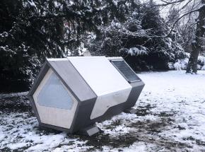 Niemcy: powstały ocieplane kapsuły dla bezdomnych