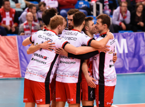 PlusLiga: Resovia znów górą w tie-break'u!