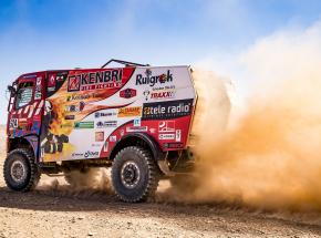 Rajd Dakar: szósty dzień zmagań na trasie
