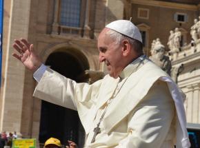 Watykan: liturgia Wigilii Paschalnej pod przewodnictwem Papieża Franciszka