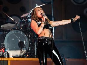 Miley Cyrus zdradziła, kto zagości na jej płycie z coverami zespołu Metallica