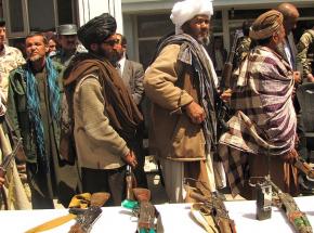 Afganistan: talibowie zajęli powiat w pobliżu Kabulu