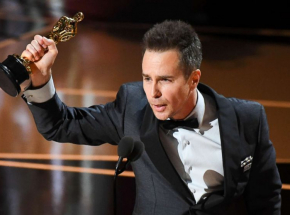 Sam Rockwell jako legenda Broadwayu - Bob Fosse