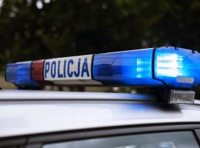 Tarnów: policjant ewakuował starszego mężczyznę po katastrofie budowlanej