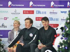 Łyżwiarstwo figurowe: Tarasowa i Morozow przechodzą do Tutberidze