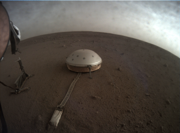 Kolejne wstrząsy na Marsie