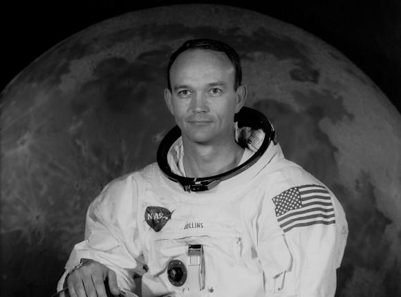 Zmarł astronauta Michael Collins, który brał udział w pierwszej wyprawie na Księżyc