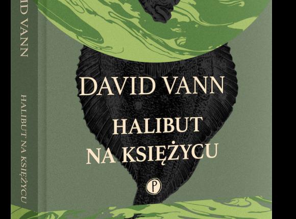 """Premiera nowej książki Davida Vanna """"Halibut na księżycu"""""""