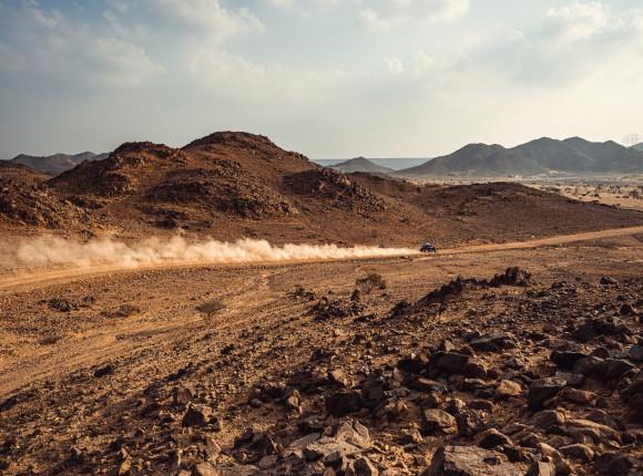 Rajd Dakar: Nasser Al-Attiyah dokłada kolejne etapowe zwycięstwo