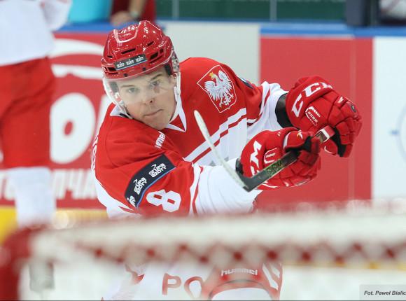 Hokej na lodzie: Polska pokonuje Ukrainę w pierwszym meczu w Lublanie