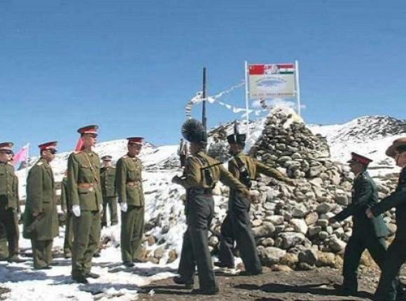 Indie zwracają chińskiego żołnierza