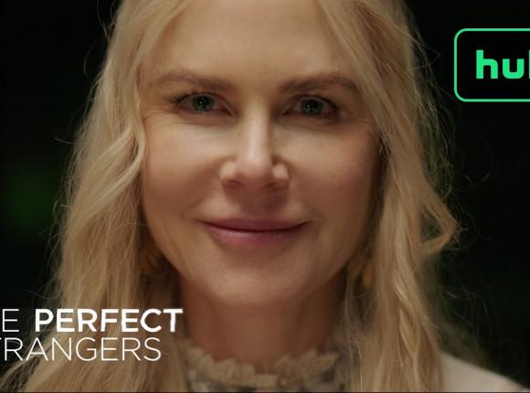 """Niepokojąca Nicole Kidman w zapowiedzi """"Nine Perfect Strangers"""""""