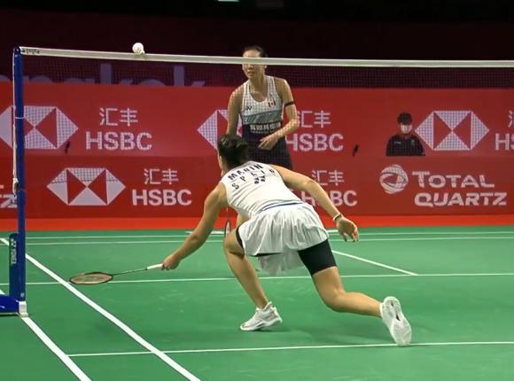 Badminton - WT finals: znamy pierwszych półfinalistów