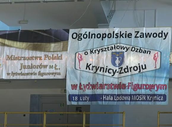 Łyżwiarstwo figurowe: OOM i Kryształowy Dzban w Krynicy-Zdroju oraz zmagania w Estonii