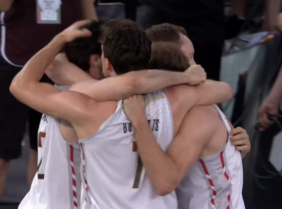 Koszykówka 3x3 - turniej kwalifikacyjny IO: Belgowie i Włoszki jadą do Tokio